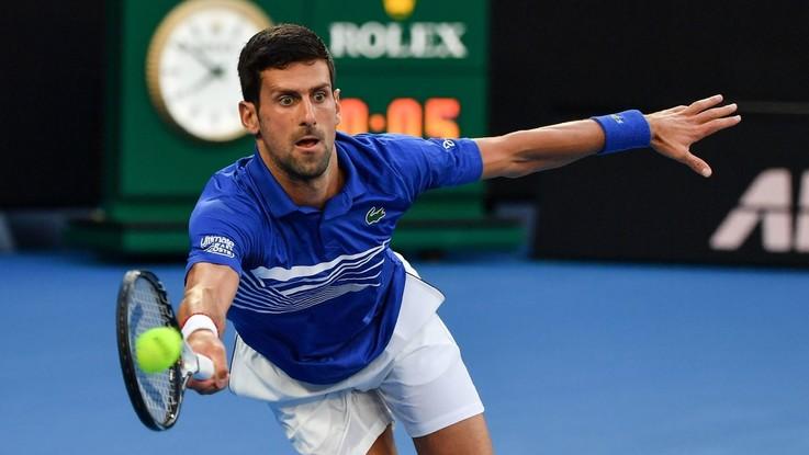 Australian Open, in finale sarà Djokovic contro Nadal. Pouille travolto in tre set
