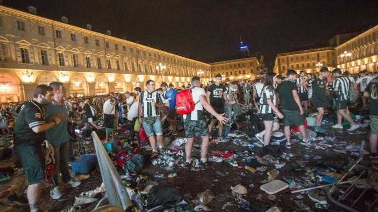 Piazza San Carlo, morta la donna rimasta paralizzata: è la seconda vittima