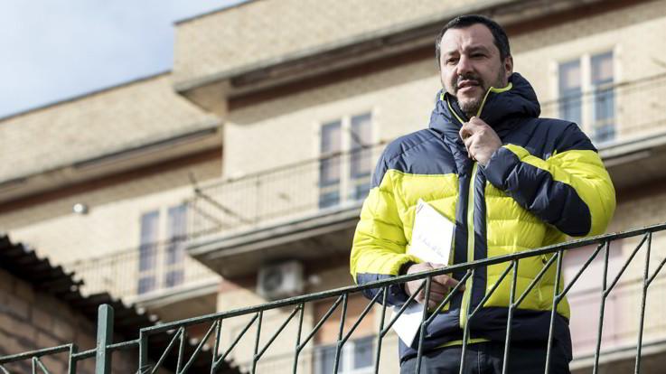 """Diciotti, Salvini: """"Immunità? Non ho bisogno protezioni. Pronto a farmi processare"""""""