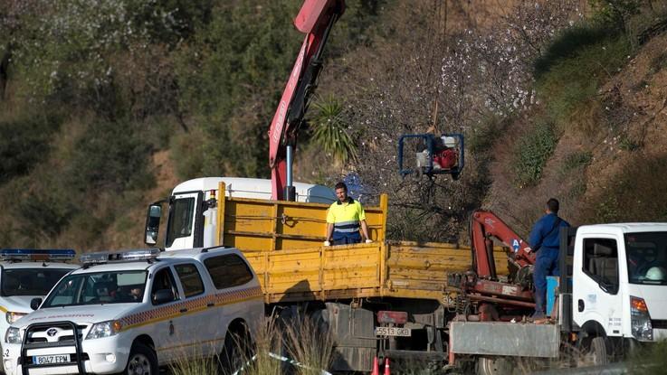 Bimbo caduto nel pozzo in Spagna, tredicesimo giorno di ricerche: minatori vicini