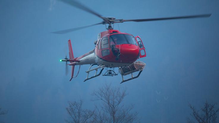 Aosta, scontro fra elicottero e aereo da turismo: 4 morti e 2 feriti