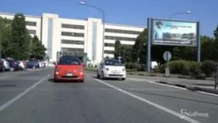 """Record per la Fiat 500, Luca Napolitano: """"Leader in Europa"""""""