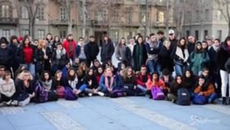 Maturità 2019, parte da Torino la mobilitazione degli studenti