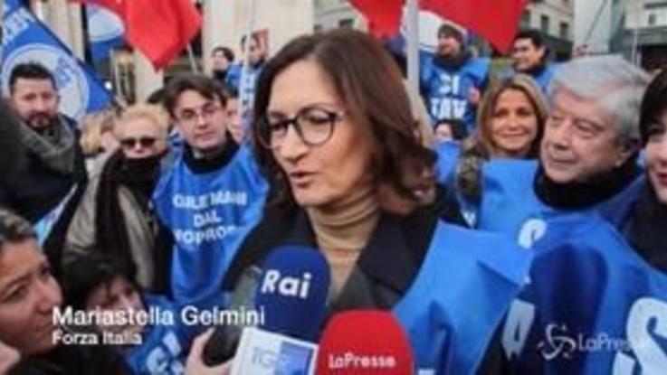 """Forza Italia, Gelmini: """"Per noi giornata importante"""""""