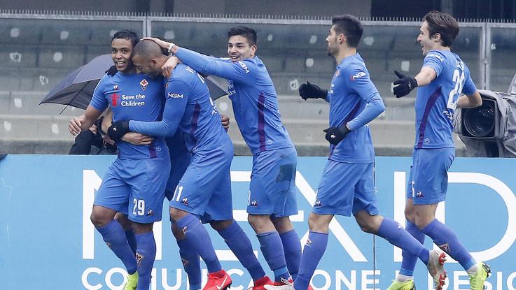 Serie A, Chiesa show: Fiorentina batte Chievo con pirotecnico 4-3
