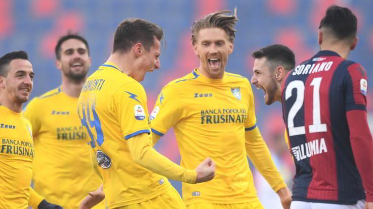 Serie A, Frosinone cala poker a Bologna: Inzaghi al capolinea?
