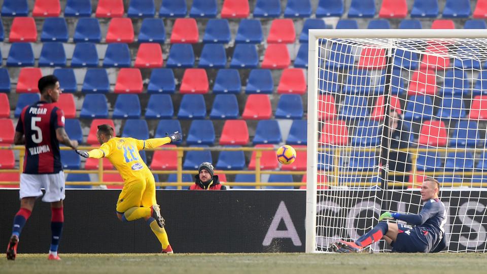 21' Ciano segna il gol del 2-0 ©