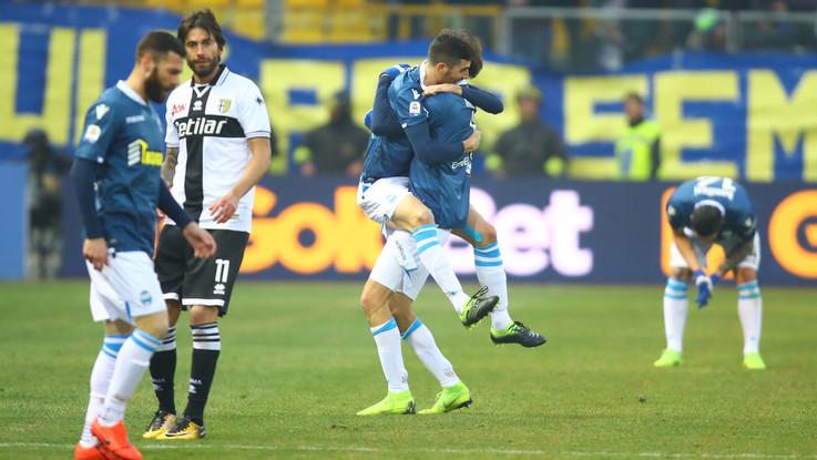 Serie A, harakiri Parma: Spal espugna Tardini 3-2 in rimonta