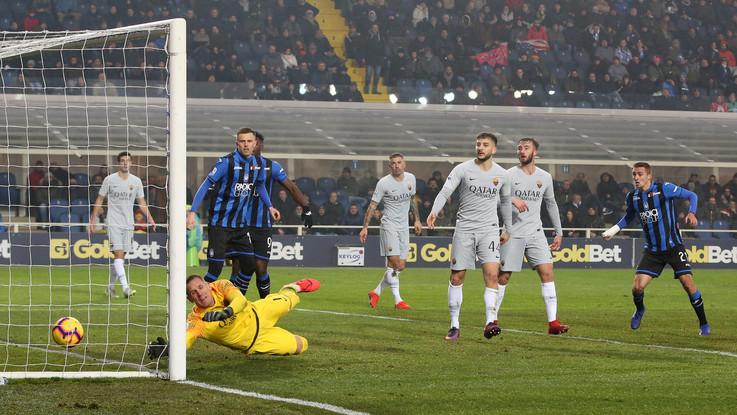 Serie A, Atalanta indomabile: 3-3 in rimonta contro la Roma