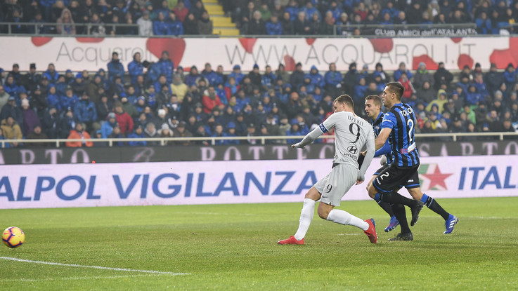 Serie A, Atalanta-Roma 3-3 | Il Fotoracconto