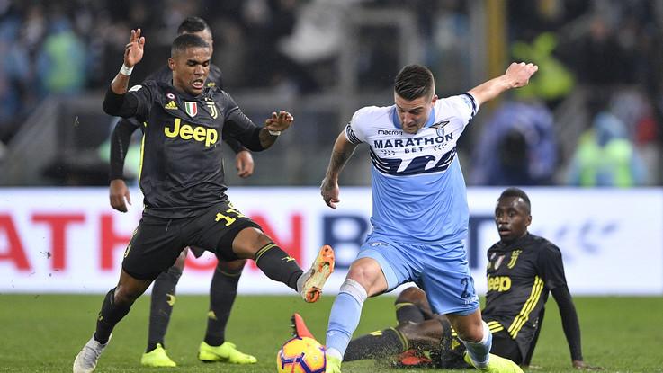 Serie A, Lazio-Juventus 1-2 | Il Fotoracconto