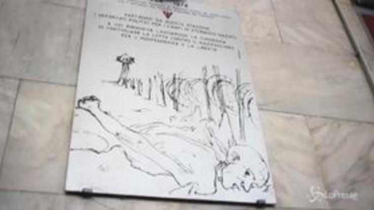 Torino, in centinaia alla fiaccolata per il Giorno della Memoria