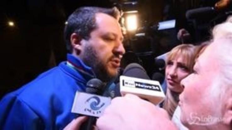 """Sea Watch, Salvini: """"I porti restano chiusi"""""""