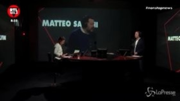 """Caso Diciotti, Salvini: """"Non metto in discussione il governo per la mia persona"""""""
