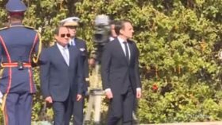 Viaggio in Egitto, Macron rischia nuove critiche