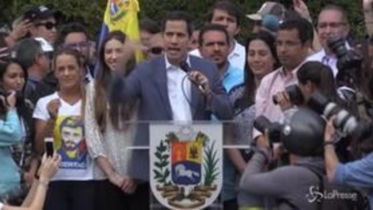 Venezuela, Guaidò prende il controllo dei beni esteri