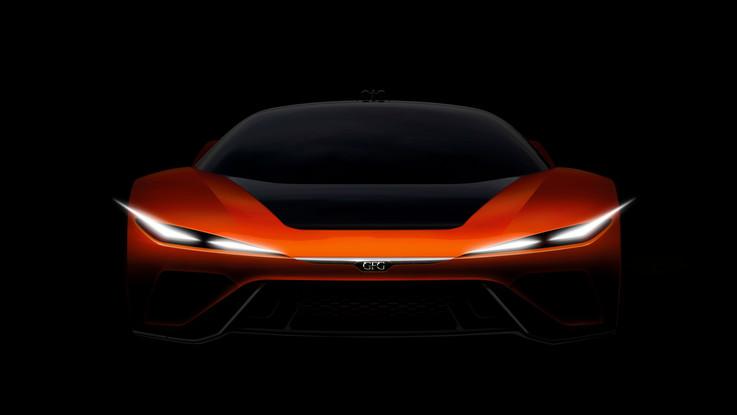 Nasce GFG Style Kangaroo: la nuova concept car firmata da Giugiaro