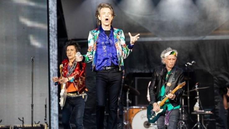 """Keith Richards conferma: """"Rolling Stones al lavoro su un nuovo album"""""""
