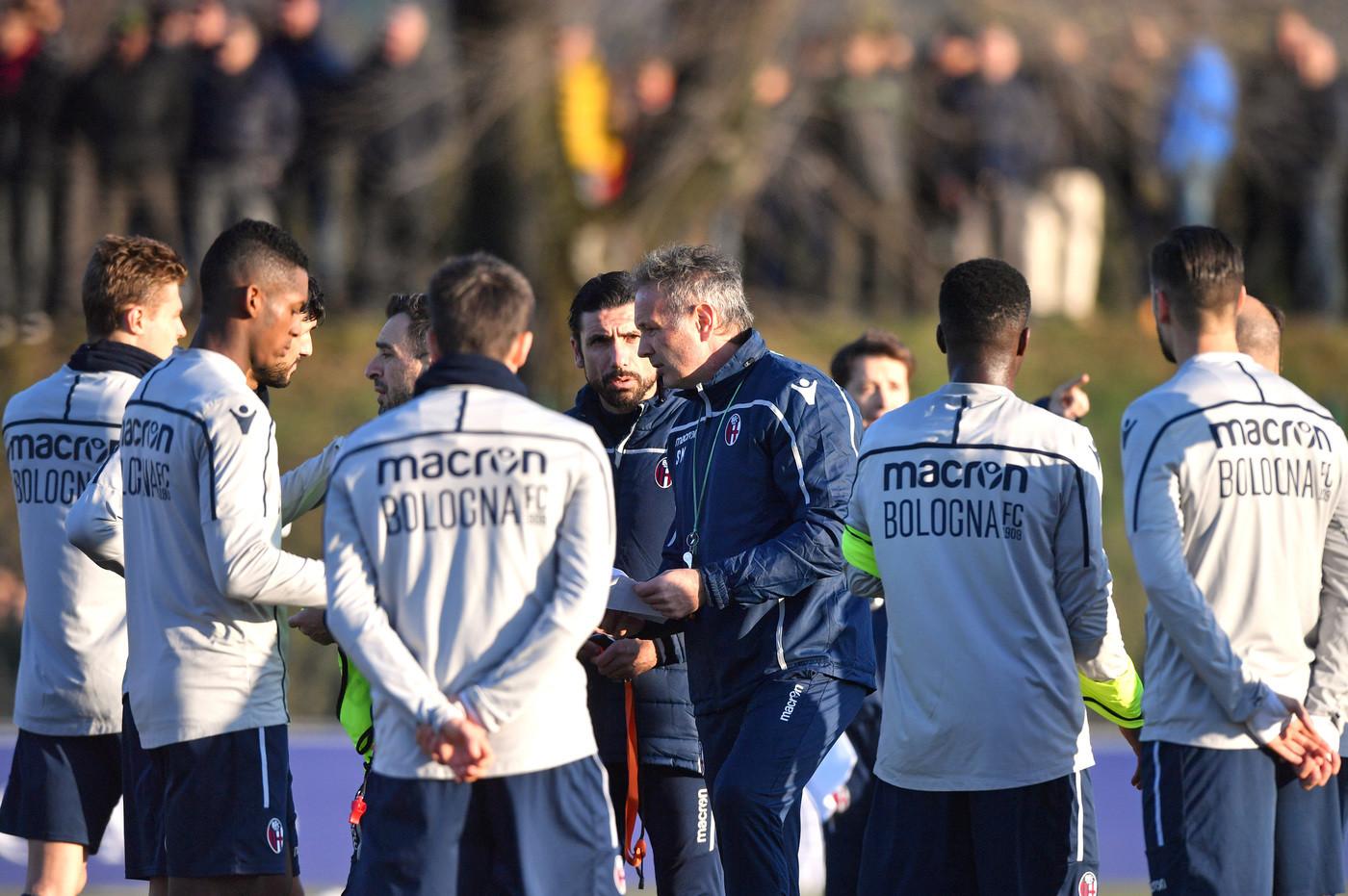 """Mihajlovic a Bologna con fiducia: """"Questa squadra si può salvare"""""""