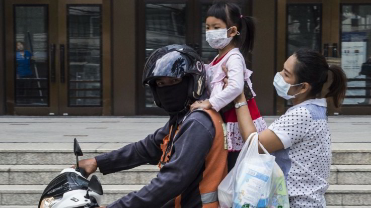 Thailandia nella morsa dell'inquinamento: oltre 400 scuole chiuse a Bangkok