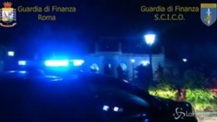 Roma, blitz antidroga: arrestato anche esponente del clan dei Casamonica