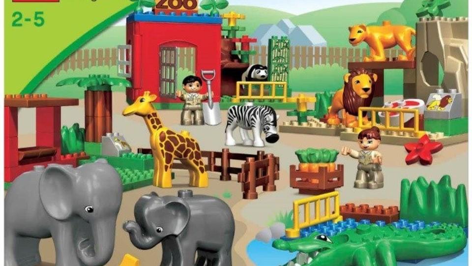 2005 - Si amplia la serie degli animali ©