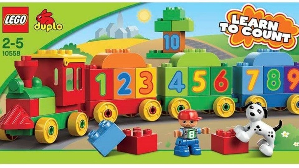 2013 - Arriva il treno dei numeri, uno dei prodotti preferiti dai consumatori ©