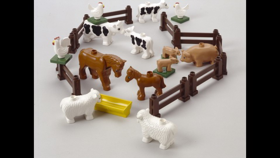 1990 - Gli animali hanno un design più flessibile e reale ©