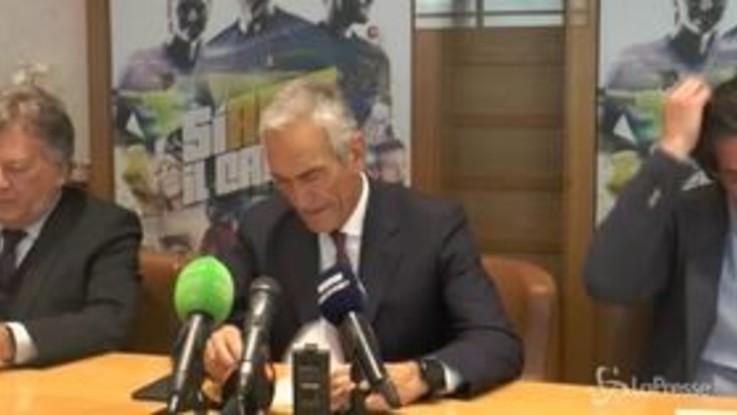 """Gravina: """"Serie B a 20 squadre, riforma epocale"""""""