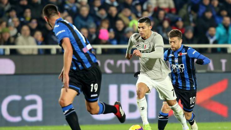 Coppa Italia, Atalanta-Juventus 3-0   Il Fotoracconto