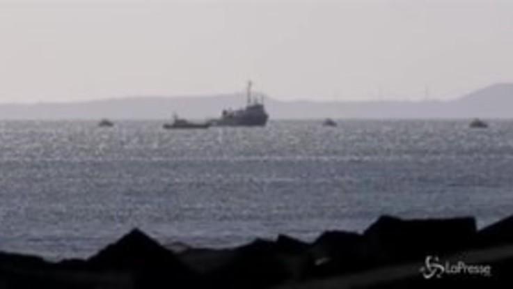 Sea Watch, l'arrivo a Catania della nave