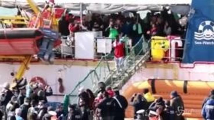 """Sea Watch, Rete Antirazzista: """"Sequestro della nave un atto di inaudita gravità"""""""