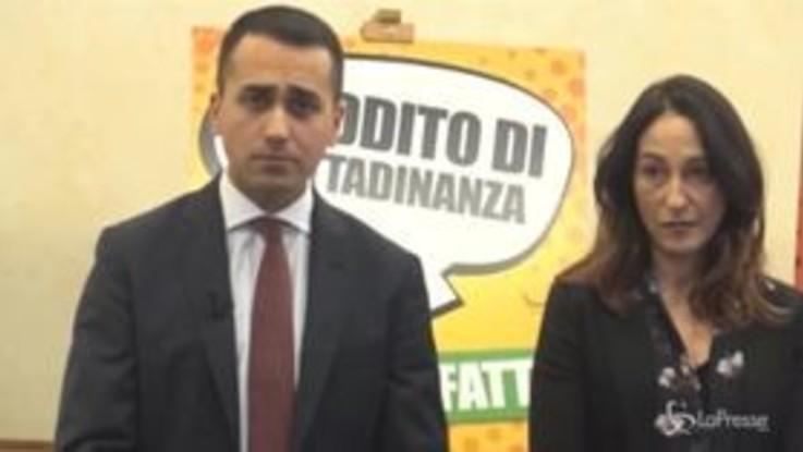 """Europee, Di Maio: """"Saranno un referendum sull'austerity"""""""
