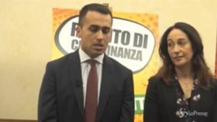 "Tav, Di Maio: ""I soldi risparmiati vanno reinvestiti sul territorio"""