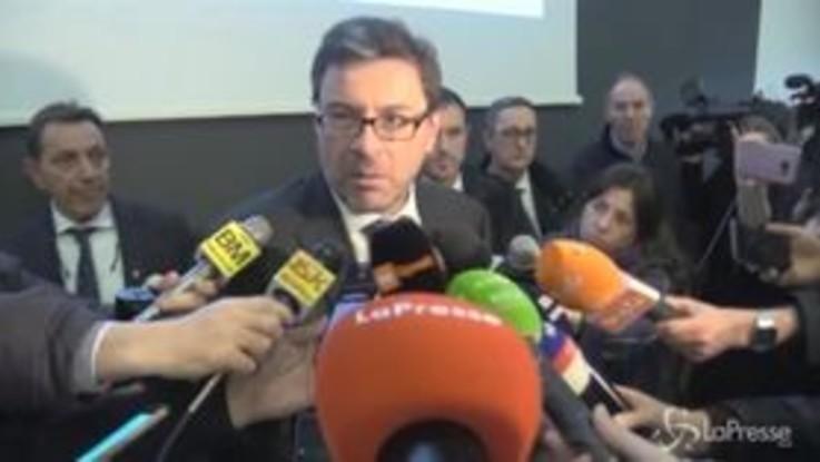 """Cori razzisti, Giorgetti: """"Giusta la sospensione proposta dalla Figc"""""""