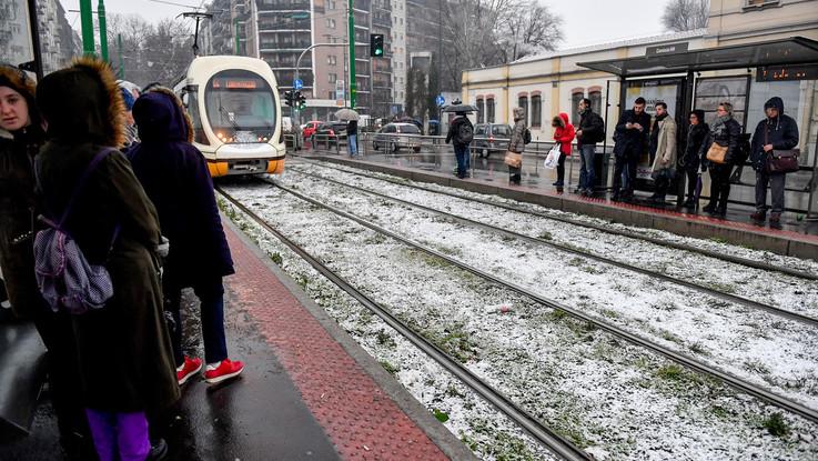 Il Nord si imbianca, piove sul resto d'Italia: il meteo dell'1 e 2 febbraio