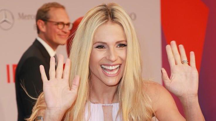 Michelle Hunziker, un segreto dietro il sorriso perfetto