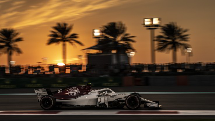 Alfa Romeo Racing pronta al debutto