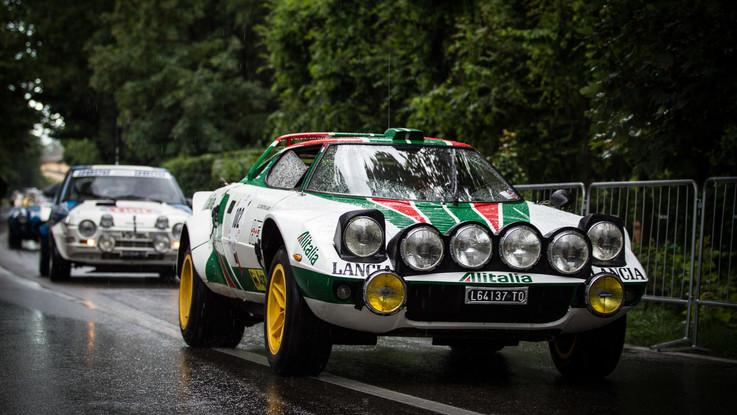 Lancia Stratos nella Hall of Fame