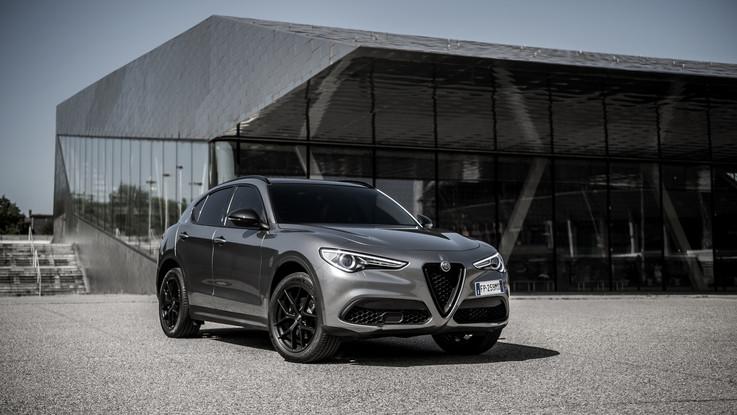 Alfa Romeo, doppietta in Germania