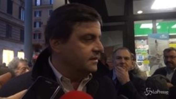 """Europee, Calenda: """"Sul manifesto Smeriglio ingeneroso, noi vogliamo unire"""""""