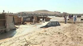 Inondazioni in Cile: oltre 1200 sfollati