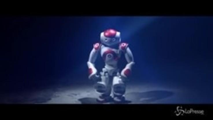 Ecco Zora, il robot che assiste gli anziani