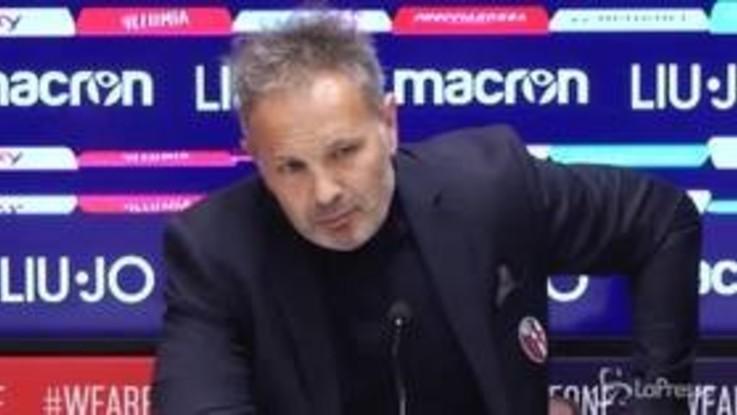 """Bologna, Mihajlovic: """"L'Inter? Per fare punti serve una gara di coraggio"""""""