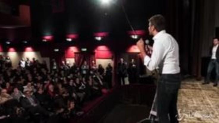 """Tav, Di Battista: """"La Lega la faccia con Berlusconi e nemici come prima"""""""