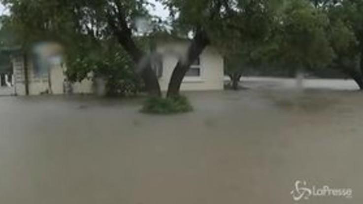 Alluvione in Australia, centinaia gli sfollati