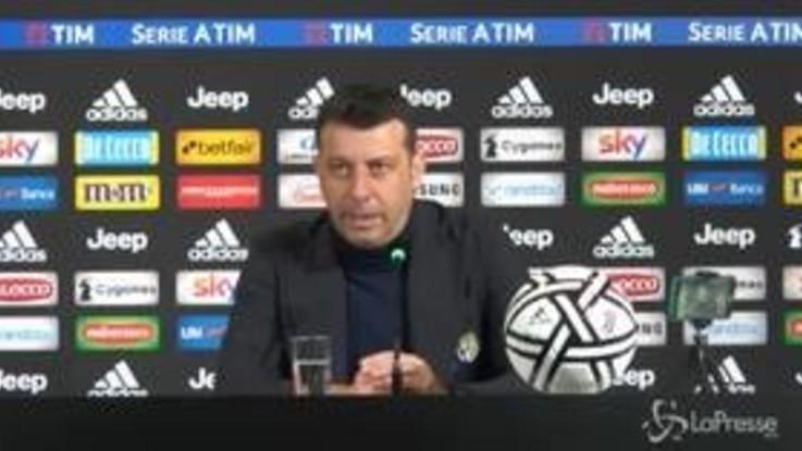 """Parma, D'Aversa: """"Orgogliosi e soddisfatti del pareggio"""""""