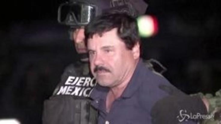 Ragazzine drogate e violentate: El Chapo a processo