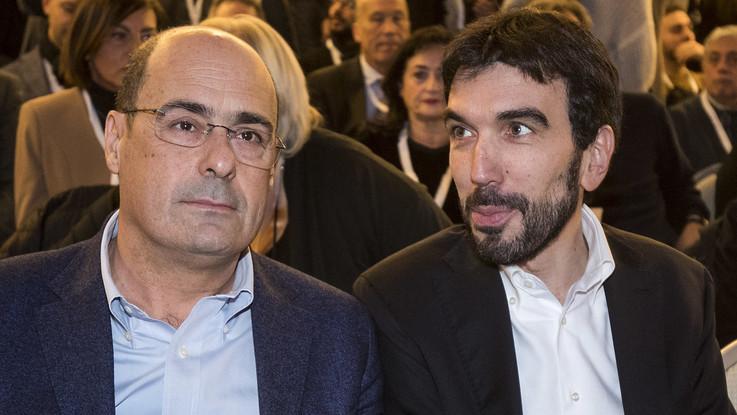 """Pd, Zingaretti, Martina e Giachetti candidati alle primarie. Il governatore del Lazio: """"Riconquistare nostri elettori che hanno votato M5S"""""""