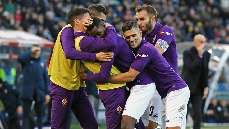 Serie A, Fernandes replica a Larsen: Udinese-Fiorentina 1-1